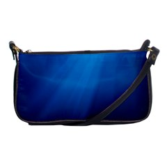 Underwater Sunlight Shoulder Clutch Bags by trendistuff