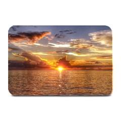 TAHITIAN SUNSET Plate Mats by trendistuff