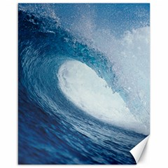 Ocean Wave 2 Canvas 16  X 20   by trendistuff