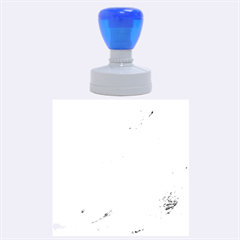 Ocean Wave 1 Rubber Round Stamps (large)
