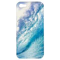 Ocean Wave 1 Apple Iphone 5 Hardshell Case by trendistuff