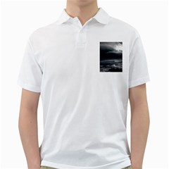 Ocean Storm Golf Shirts by trendistuff