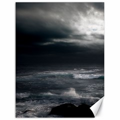 OCEAN STORM Canvas 18  x 24   by trendistuff
