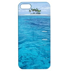Ocean Island Apple Iphone 5 Hardshell Case With Stand by trendistuff