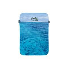 Ocean Island Apple Ipad Mini Protective Soft Cases by trendistuff