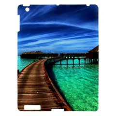 Maldives 2 Apple Ipad 3/4 Hardshell Case by trendistuff