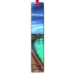 Maldives 2 Large Book Marks by trendistuff