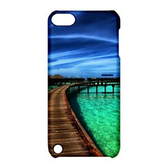 Maldives 2 Apple Ipod Touch 5 Hardshell Case With Stand by trendistuff