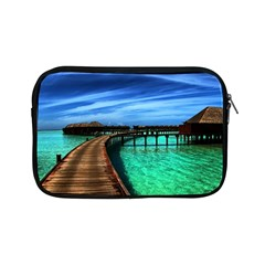 Maldives 2 Apple Ipad Mini Zipper Cases by trendistuff
