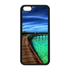 Maldives 2 Apple Iphone 5c Seamless Case (black) by trendistuff
