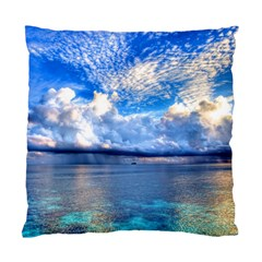 Maldives 1 Standard Cushion Cases (two Sides)  by trendistuff
