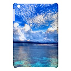 Maldives 1 Apple Ipad Mini Hardshell Case by trendistuff