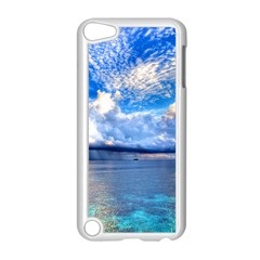 Maldives 1 Apple Ipod Touch 5 Case (white) by trendistuff