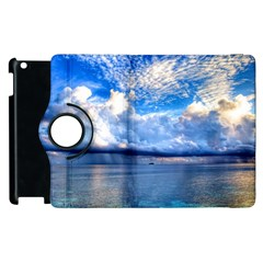 Maldives 1 Apple Ipad 3/4 Flip 360 Case by trendistuff