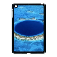 Great Blue Hole 2 Apple Ipad Mini Case (black) by trendistuff