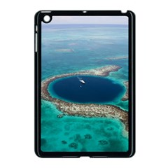 Great Blue Hole 1 Apple Ipad Mini Case (black) by trendistuff