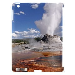 YELLOWSTONE CASTLE Apple iPad 3/4 Hardshell Case (Compatible with Smart Cover) by trendistuff