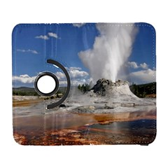 Yellowstone Castle Samsung Galaxy S  Iii Flip 360 Case by trendistuff