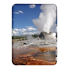YELLOWSTONE CASTLE Samsung Galaxy Tab 4 (10.1 ) Hardshell Case  by trendistuff
