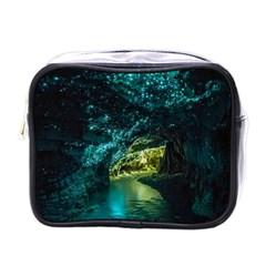 Waitomo Glowworm Mini Toiletries Bags by trendistuff