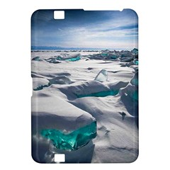 Turquoise Ice Kindle Fire Hd 8 9  by trendistuff