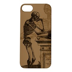 Vintage Skeletons Apple Iphone 5s Hardshell Case by waywardmuse