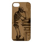 Vintage Skeletons Apple iPhone 5S Hardshell Case