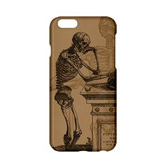 Vintage Skeletons Apple Iphone 6/6s Hardshell Case by waywardmuse