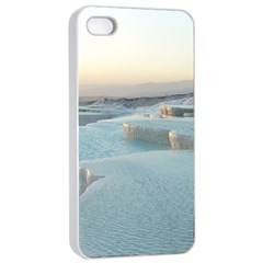 Travertine Pools Apple Iphone 4/4s Seamless Case (white) by trendistuff