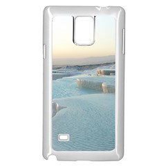 Travertine Pools Samsung Galaxy Note 4 Case (white) by trendistuff