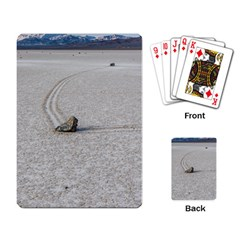 Sailing Stones Playing Card by trendistuff