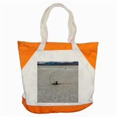 Sailing Stones Accent Tote Bag  by trendistuff