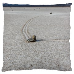 Sailing Stones Large Cushion Cases (one Side)  by trendistuff