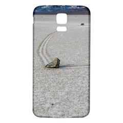 Sailing Stones Samsung Galaxy S5 Back Case (white) by trendistuff
