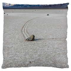 Sailing Stones Large Flano Cushion Cases (one Side)  by trendistuff