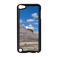 Petrified Forrest Tepees Apple Ipod Touch 5 Case (black) by trendistuff