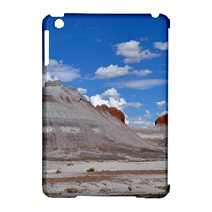 Petrified Forrest Tepees Apple Ipad Mini Hardshell Case (compatible With Smart Cover) by trendistuff