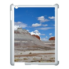 Petrified Forrest Tepees Apple Ipad 3/4 Case (white) by trendistuff