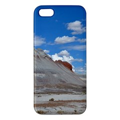 Petrified Forrest Tepees Iphone 5s Premium Hardshell Case by trendistuff