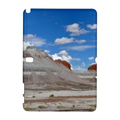 Petrified Forrest Tepees Samsung Galaxy Note 10 1 (p600) Hardshell Case by trendistuff