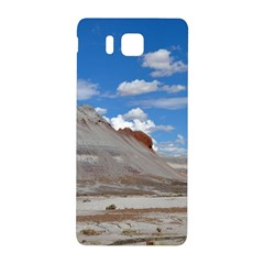 Petrified Forrest Tepees Samsung Galaxy Alpha Hardshell Back Case by trendistuff