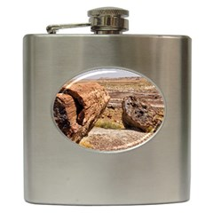 Petrified Desert Hip Flask (6 Oz) by trendistuff