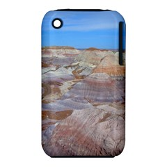 Painted Desert Apple Iphone 3g/3gs Hardshell Case (pc+silicone) by trendistuff