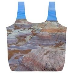 Painted Desert Full Print Recycle Bags (l)  by trendistuff