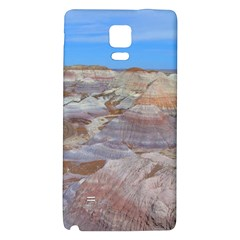Painted Desert Galaxy Note 4 Back Case by trendistuff
