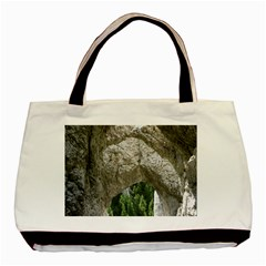 Limestone Formations Basic Tote Bag (two Sides)  by trendistuff