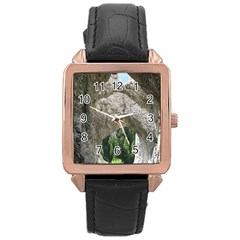 Limestone Formations Rose Gold Watches by trendistuff