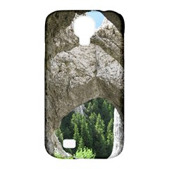 Limestone Formations Samsung Galaxy S4 Classic Hardshell Case (pc+silicone) by trendistuff