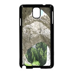 Limestone Formations Samsung Galaxy Note 3 Neo Hardshell Case (black) by trendistuff