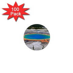 Grand Prismatic 1  Mini Magnets (100 Pack)  by trendistuff